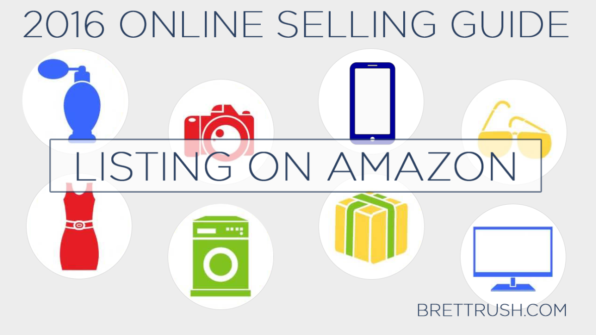 2016 Online Selling Guide - Amazon